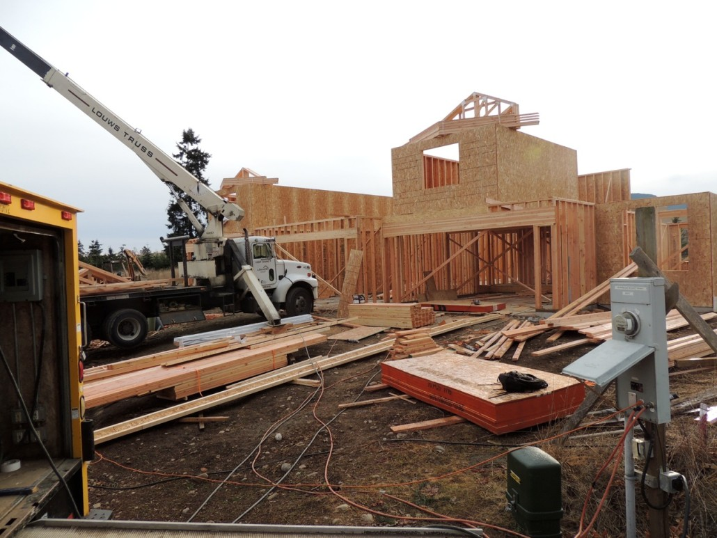 Townhomes In Sequim Westerra Homes