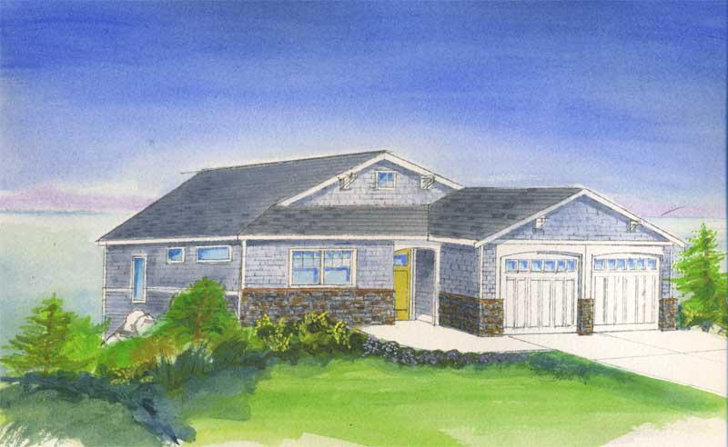 Sequim spec home westerra homes Spec home builders